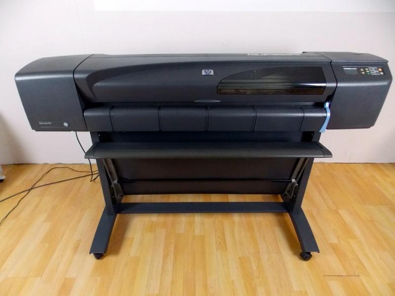 hp designjet 800 gro formatdrucker ebay. Black Bedroom Furniture Sets. Home Design Ideas